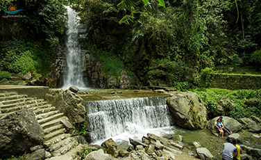 Banjhakri Falls-waterfall