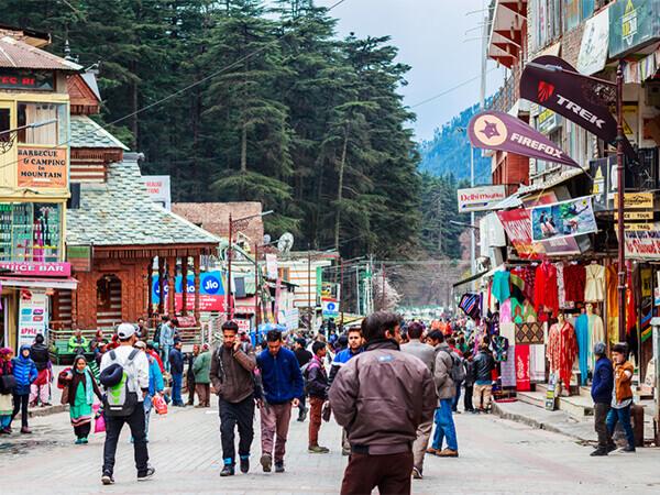 Shimla sightseen