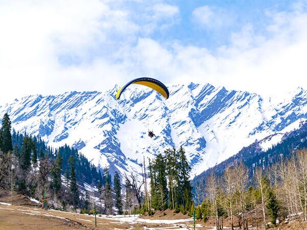 Honeymoon in Himachal Couple Package 2