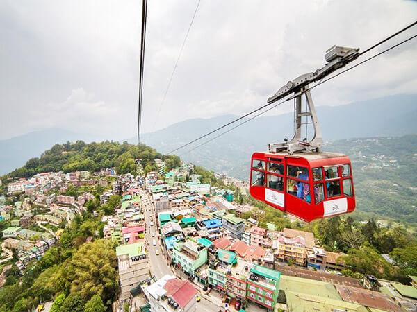 Sikkim-Darjeeling Couple Tour
