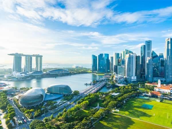 Arrive Singapore - City Tour