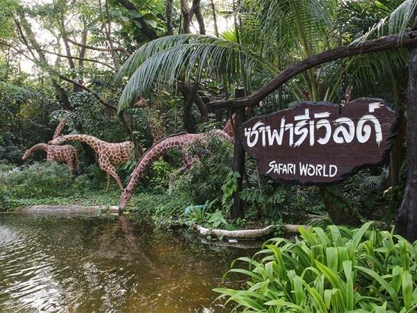 Pattaya - Bangkok - City Tour