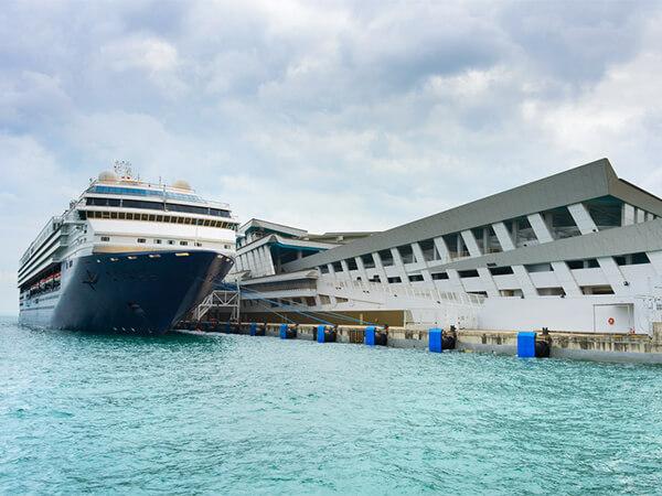 Cruise Singapore Malaysia Thailand