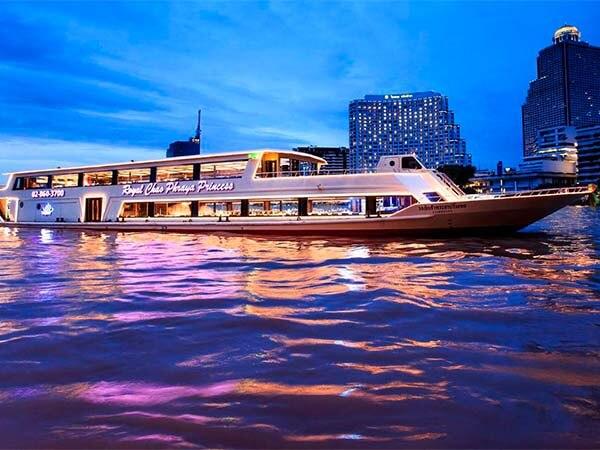 Evening Chao Phraya River Cruise