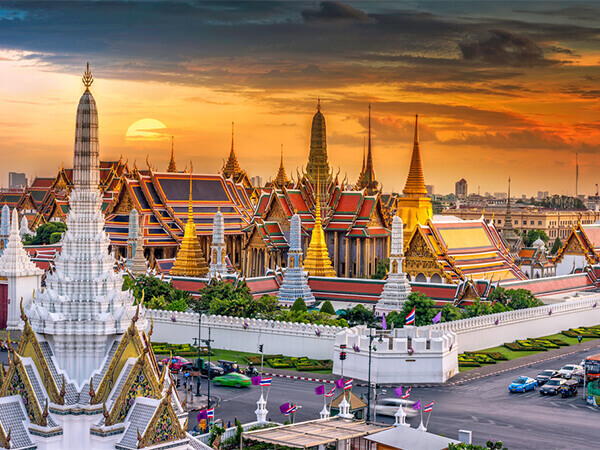 Bangkok City Tour - Tour End