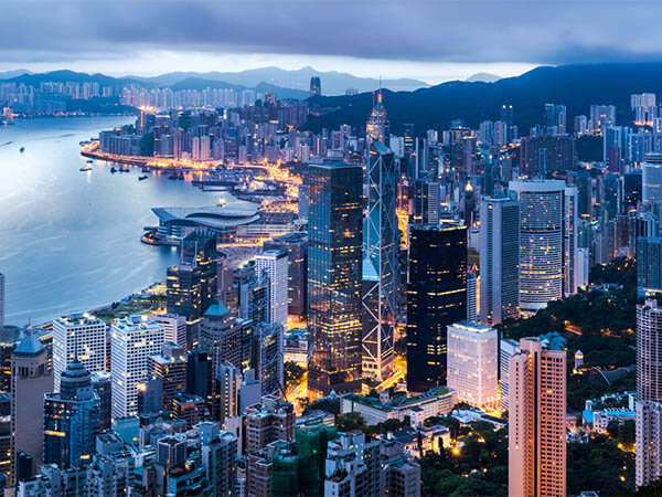Macau - Hongkong Airport