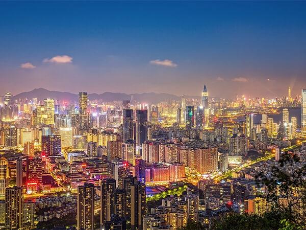 Hongkong - Shenzhen