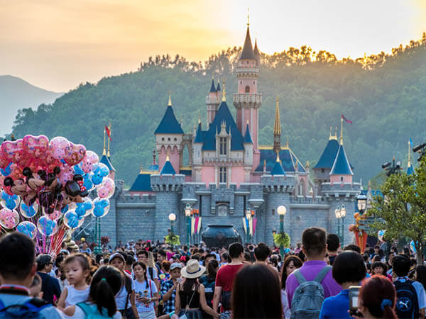 Full day Disneyland