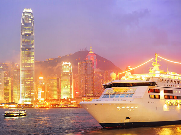 Macau to Shenzhen