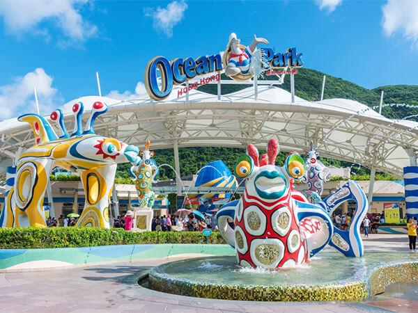 Full day Ocean Park