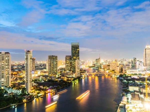 Bangkok temple tour - Tour End
