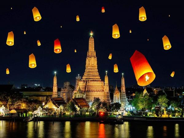 Phuket Krabi Bangkok Package