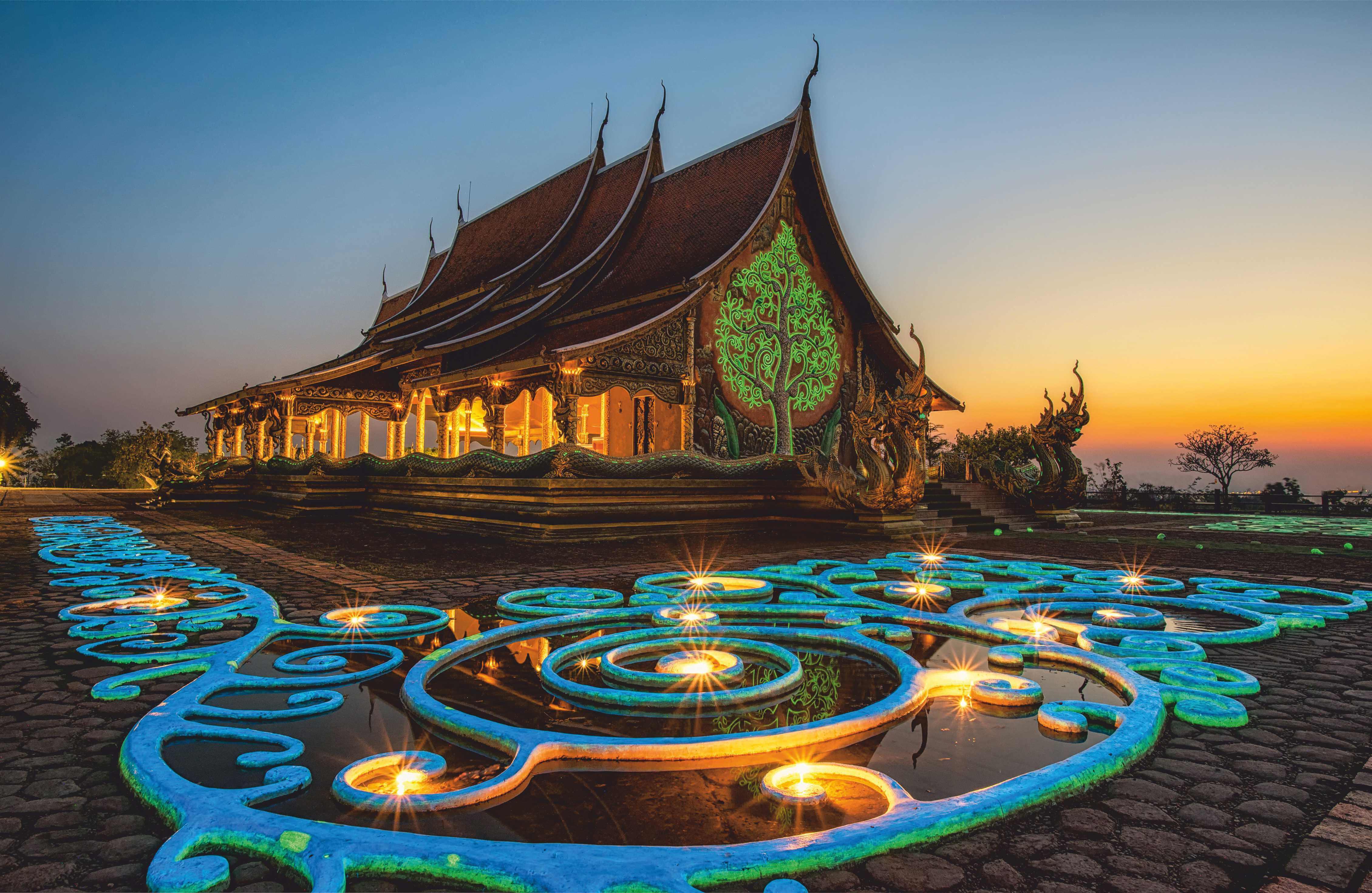 Krabi - Bangkok