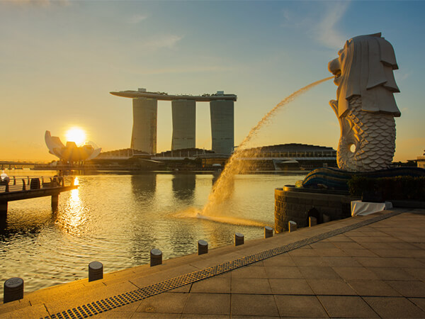 Singapore Malaysia Light Group Package