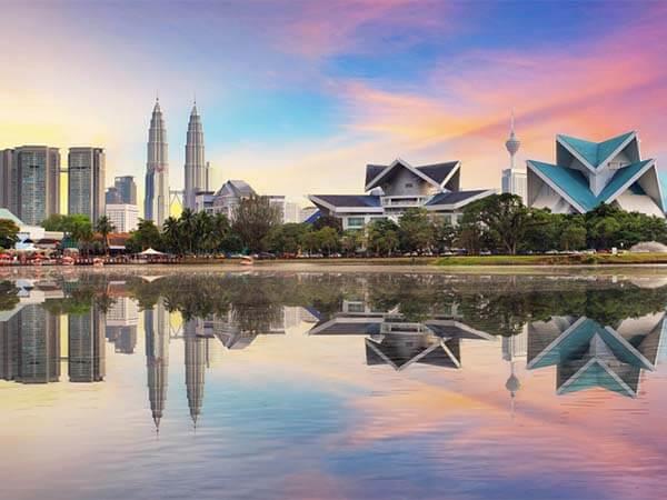 Kuala Lumpur - Tour End