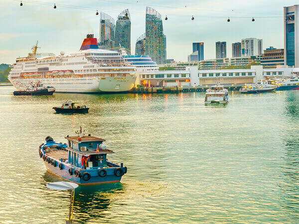 Cruise - Day Free for Leisure