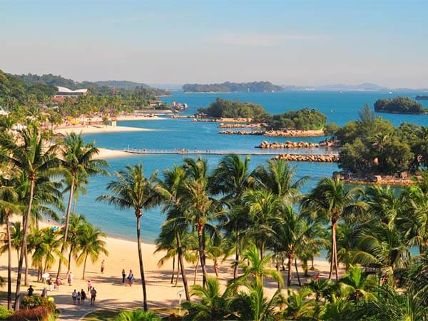 Cruise - Sentosa Island