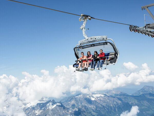 Mt. Titlis - Lucerne