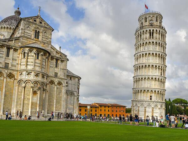 Padova-Pisa-Florence