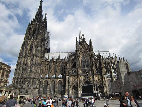 Cologne - Rhine Cruise