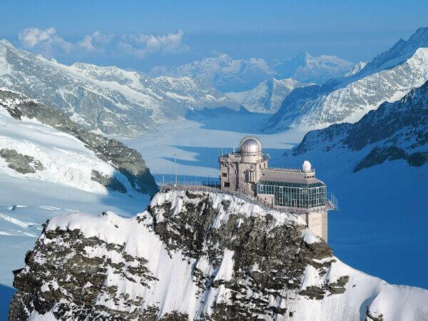 Mt. Jungfraujoch