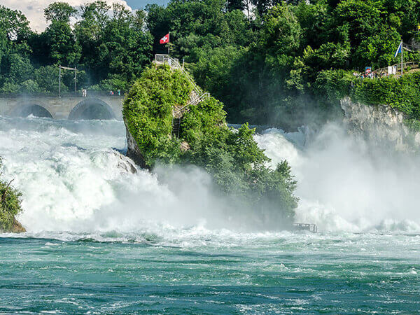 Black Forest-Rhine Falls-Zurich