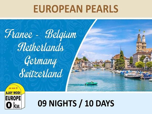 European Pearls 1