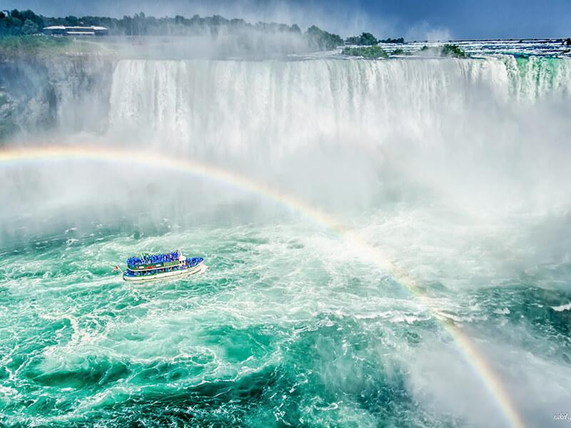 Washington DC - Niagara Falls (Canadian Side)