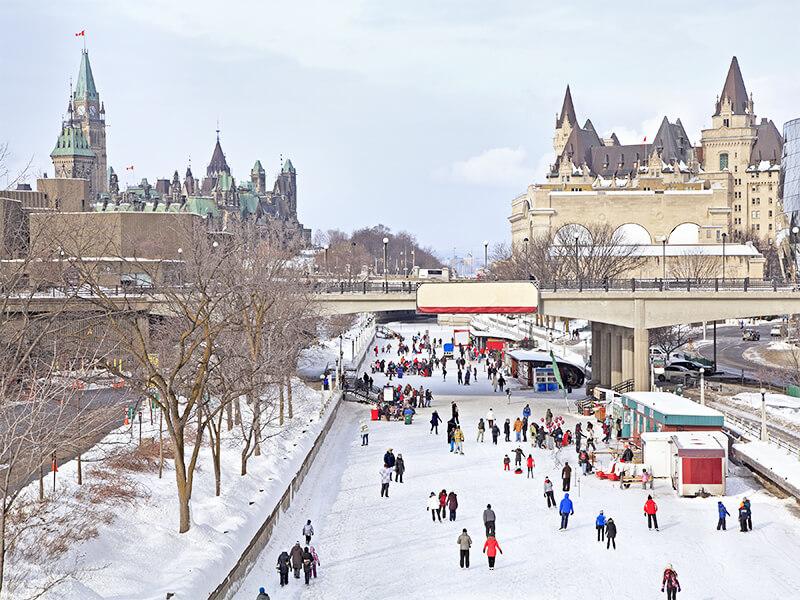 Toronto - Kingston - Ottawa