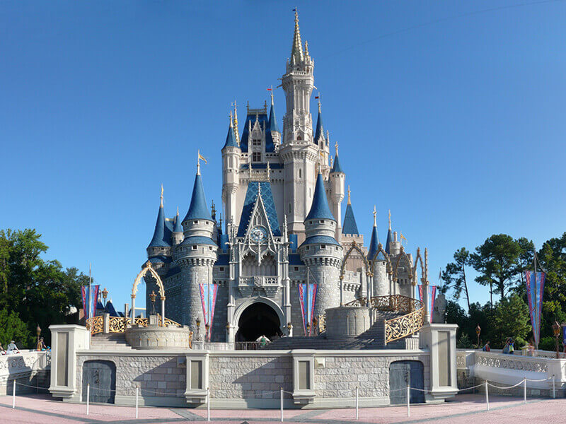 Magic Kingdom (Theme Park)