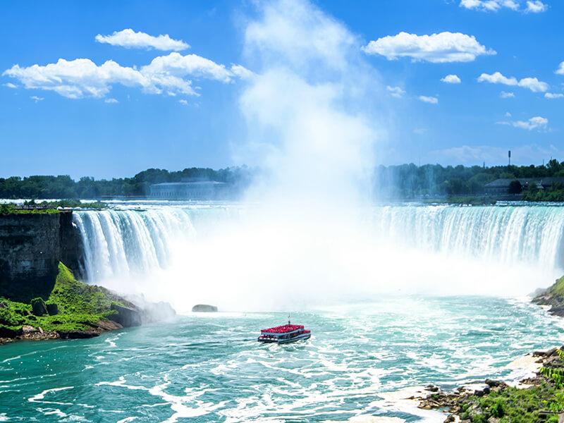 Washington DC – Niagara Falls