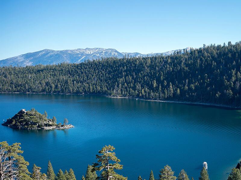 San Francisco - Lake Tahoe
