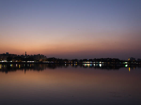 Ahmedabad – Jamnagar (315kms/6hrs)