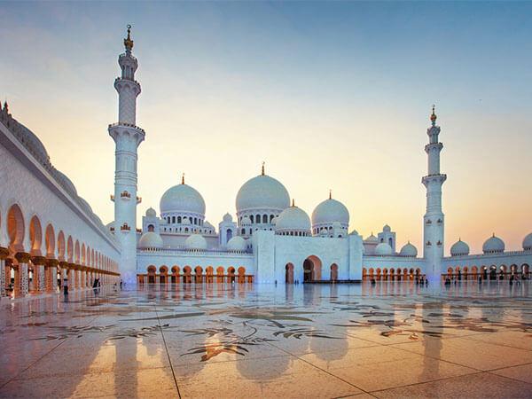 Abu Dhabi Sightseeing