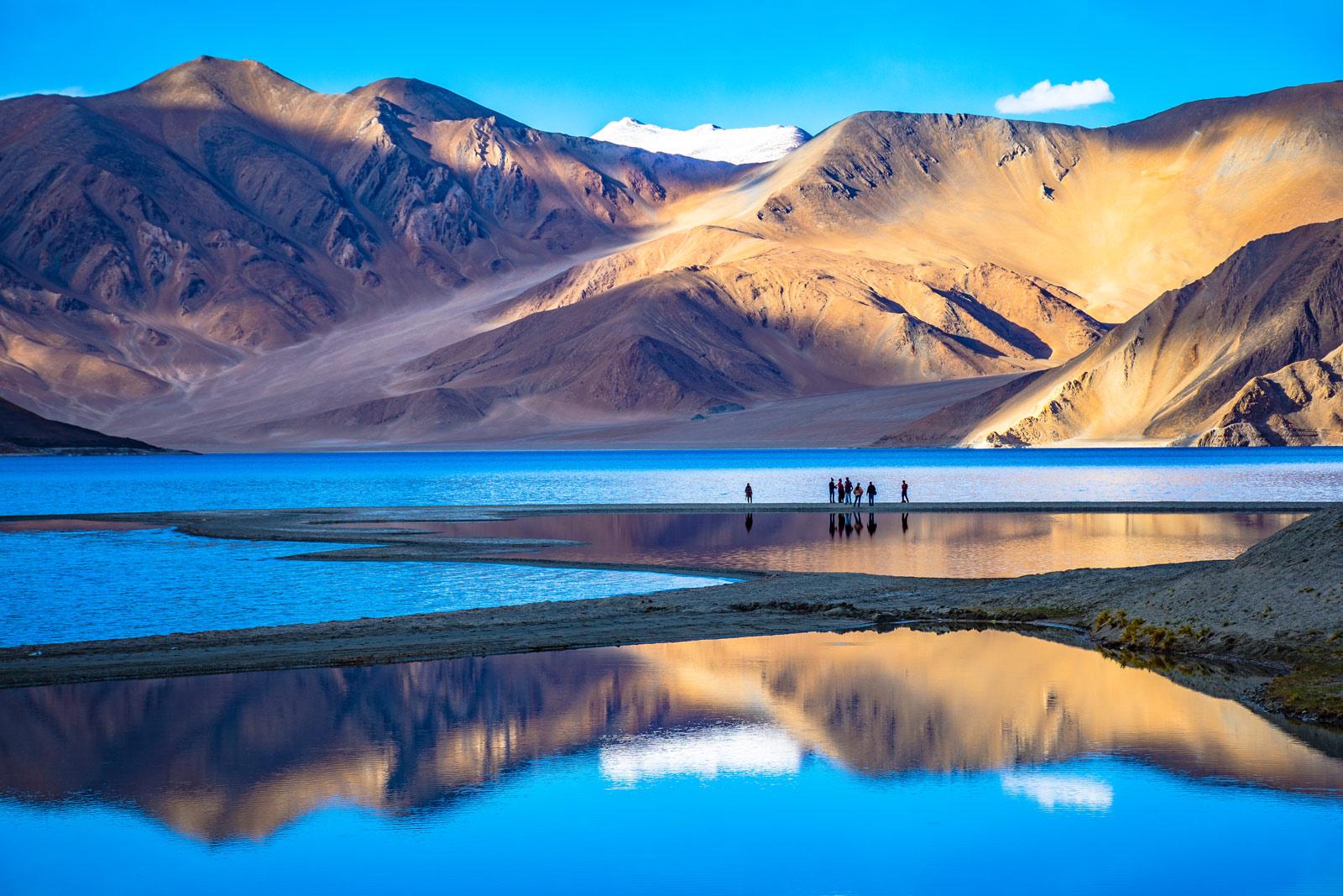 Leh Nubra Valley Pangong Lake