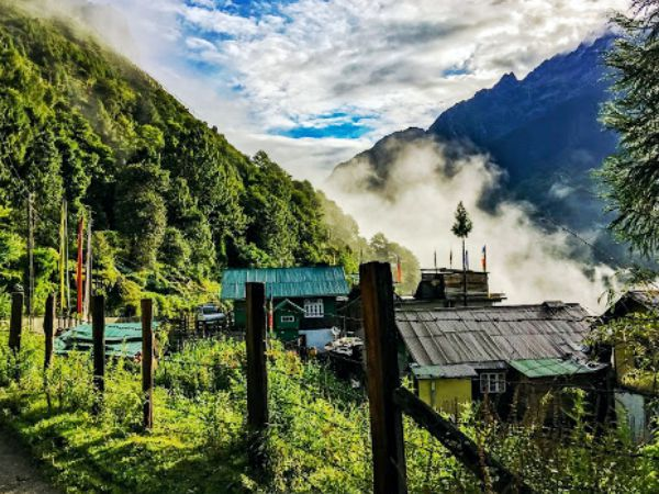 Gangtok Lachung Pelling Darjeeling 2