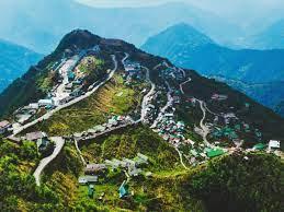 Off Season Sikkim Darjeeling A