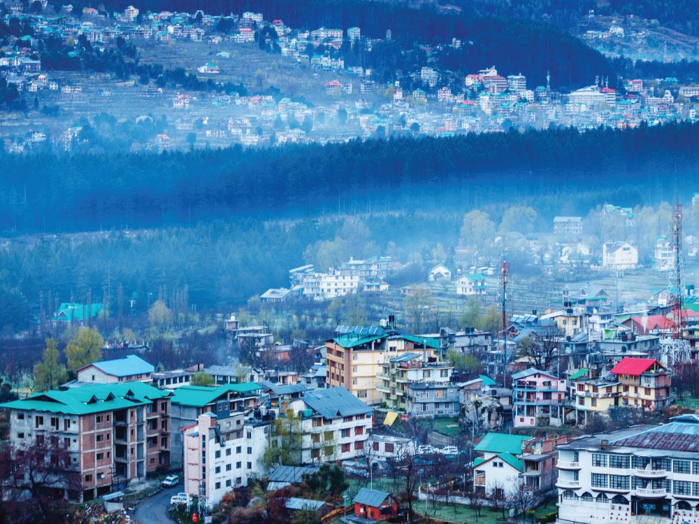Shimla Manali Dalhousie