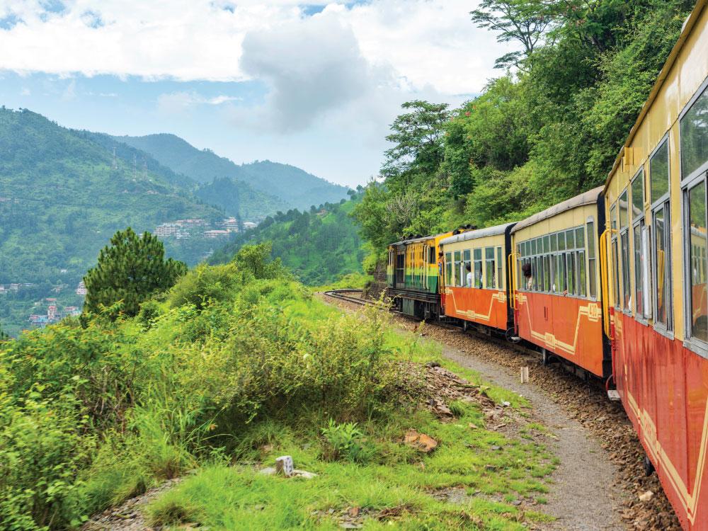 Delhi to Shimla