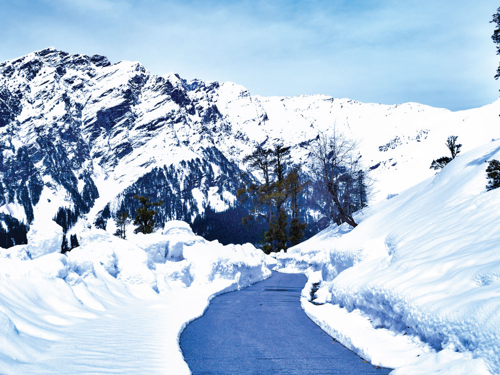 Manali to Rohtang Snow Point