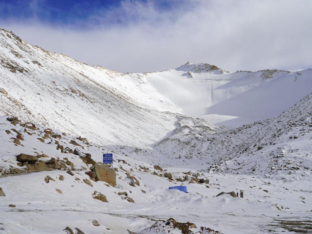 Nubra Valley to Pangong Lake