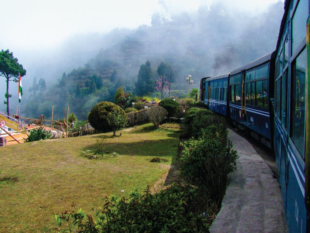 Pelling to Darjeeling