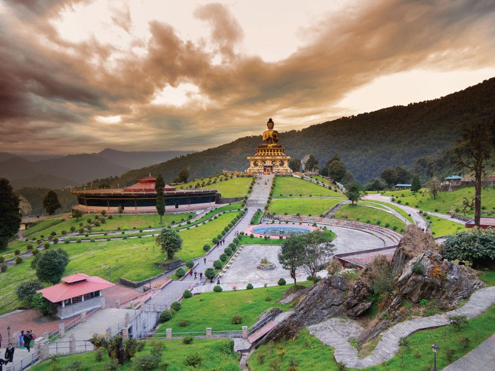 Sikkim Darjeeling Diwali Family Tour