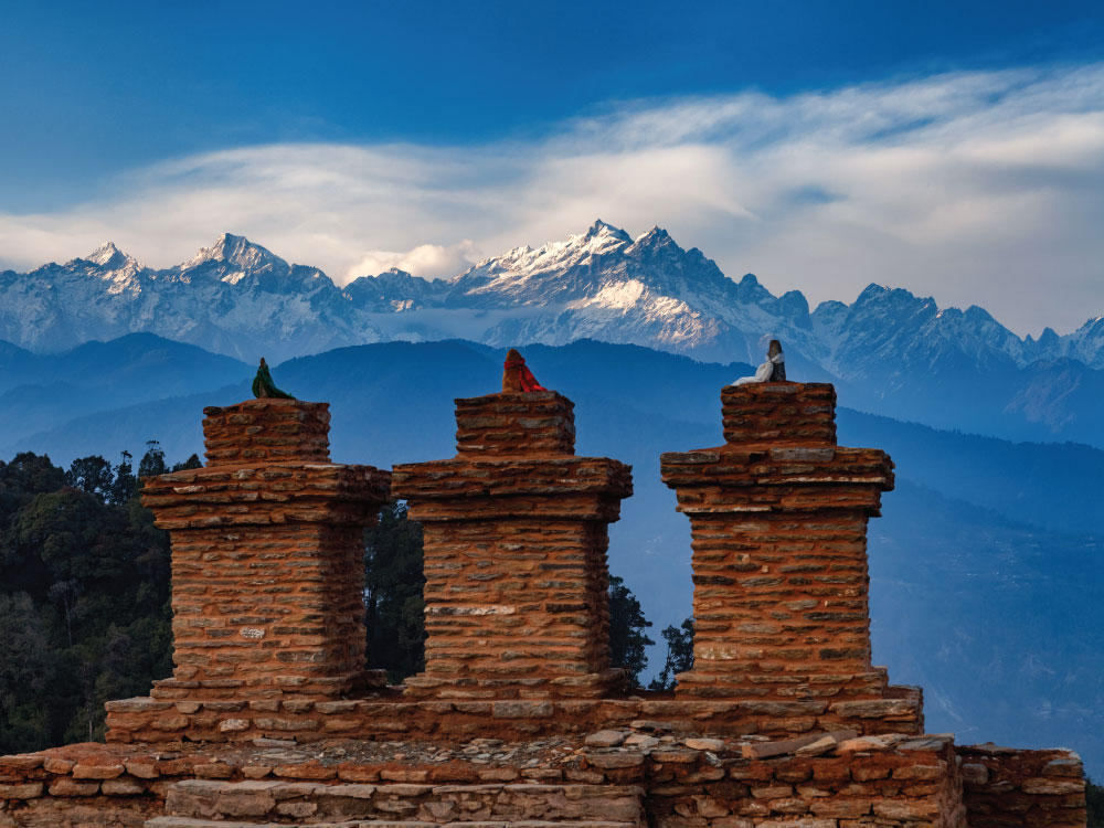 Sikkim - Darjeeling Peak Season