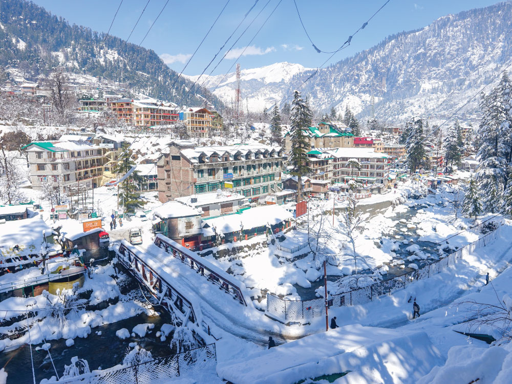 Shimla Manali Dalhousie Couple tour 2