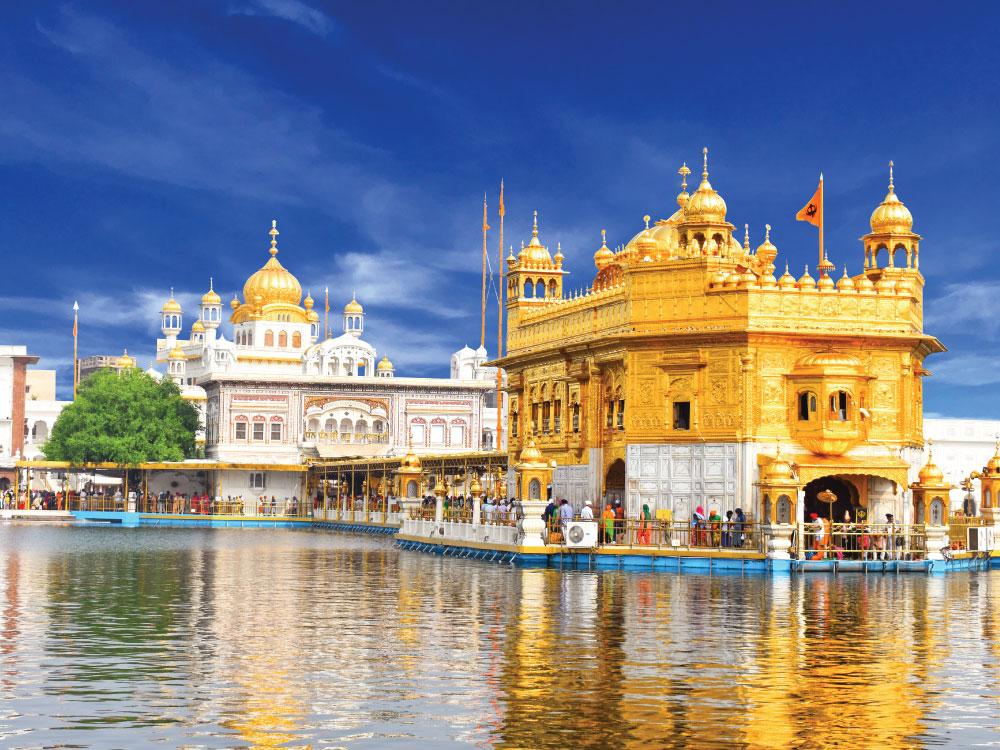 Delhousie to Amritsar - Tour End