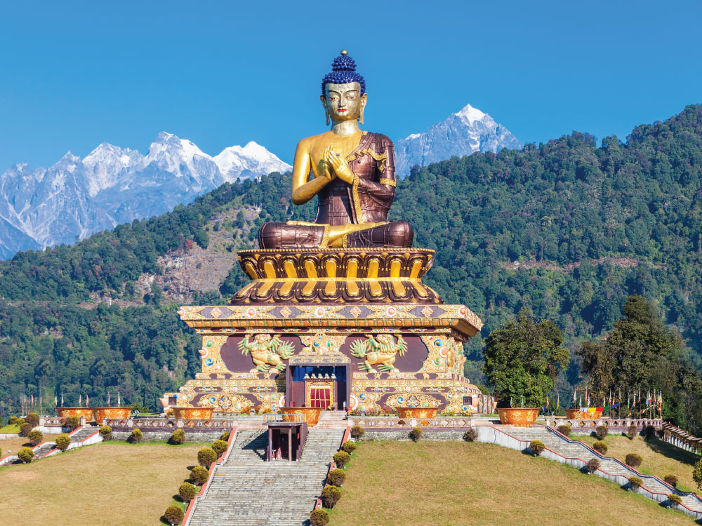 Proceed towards Gangtok