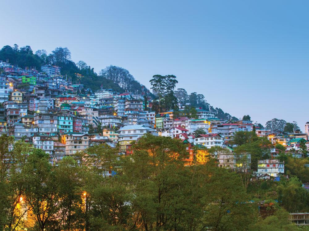 Gangtok to Pelling