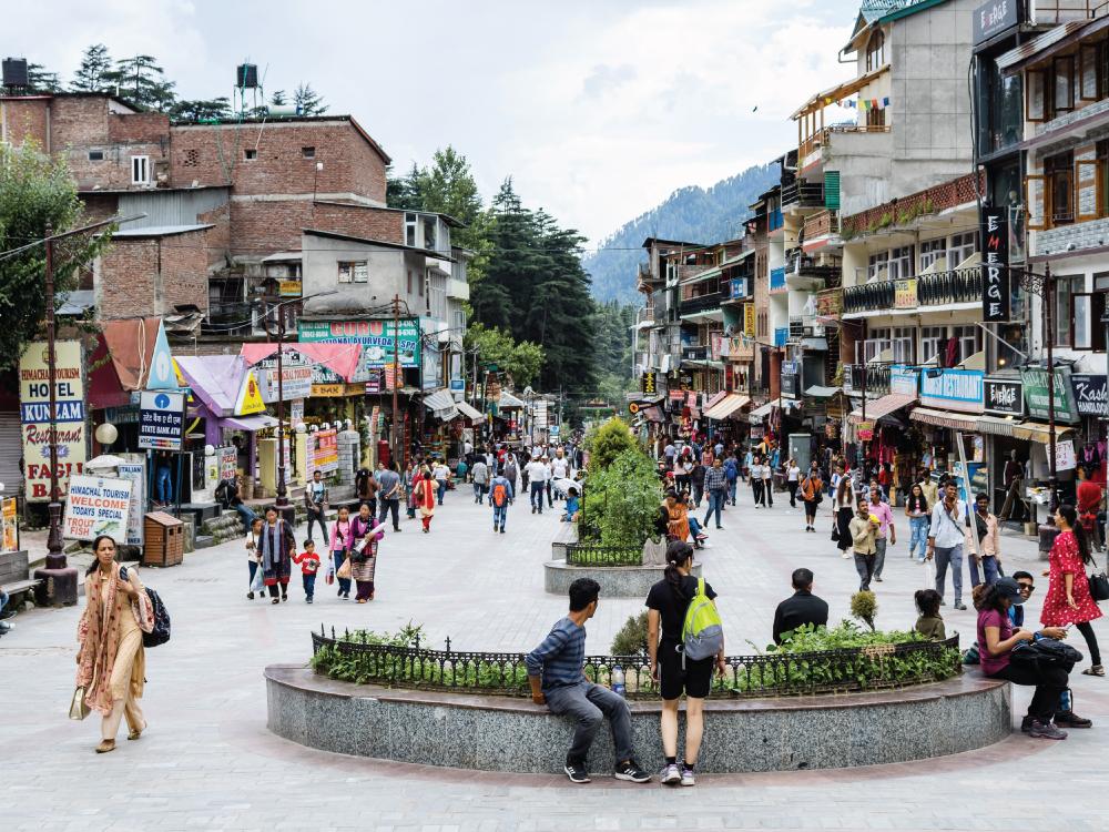 Shimla to Manali