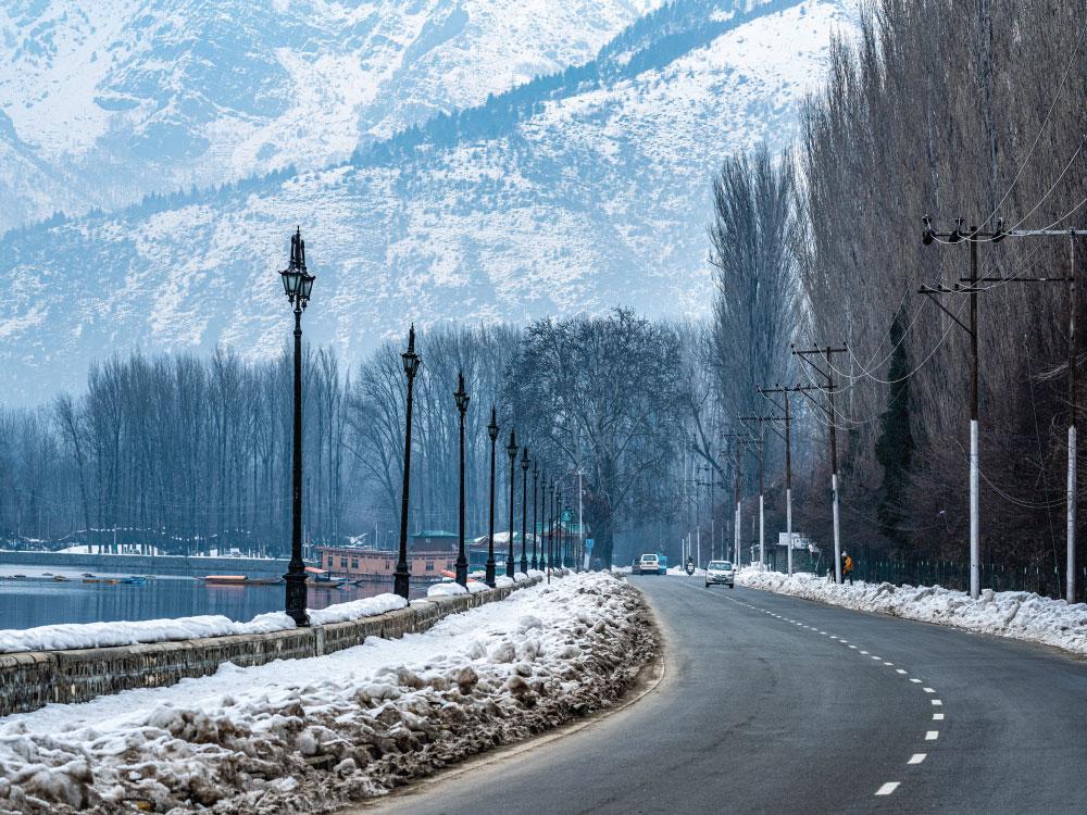 Srinagar to Sonmarg